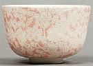 Kyoyaki Tea Bowl With Sakura